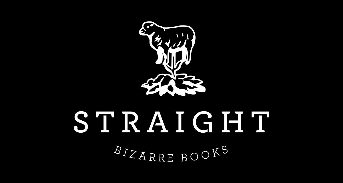 straight the publisher of bizarre books